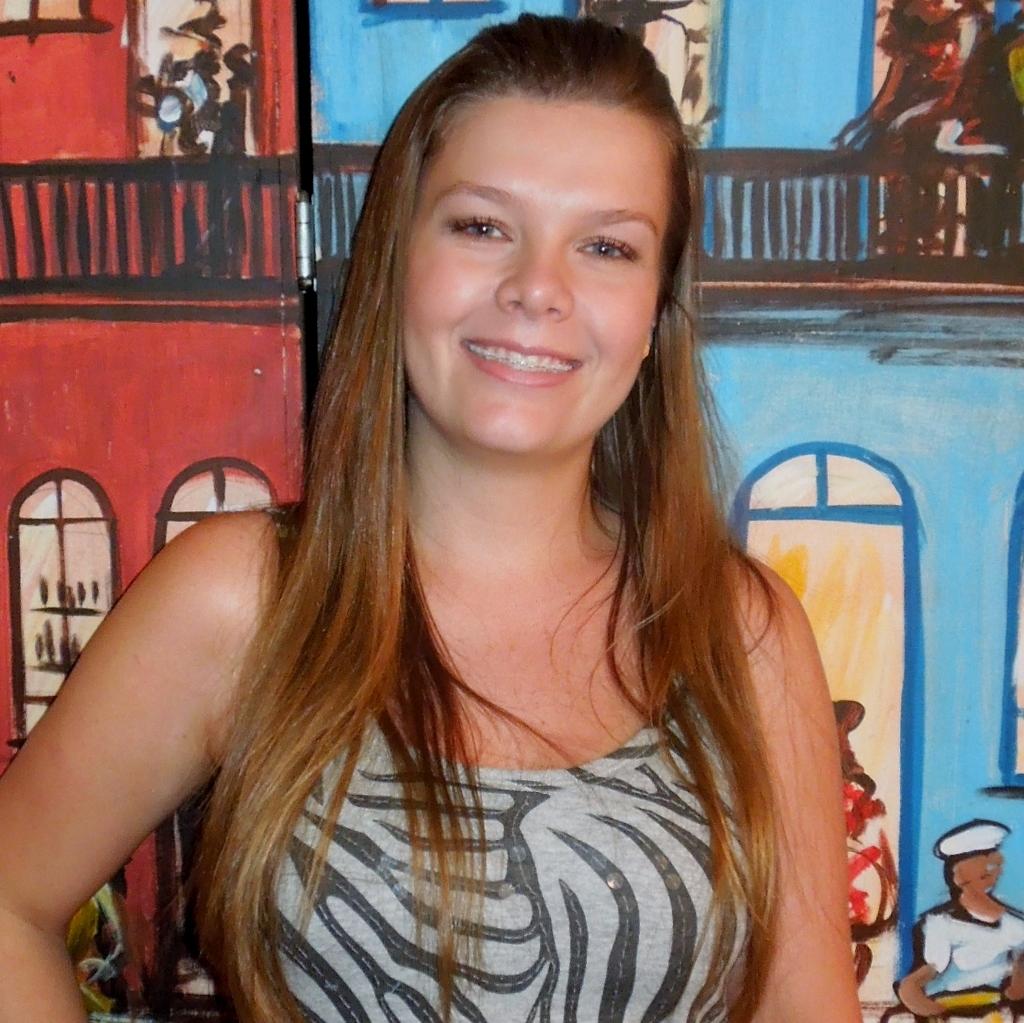 Ingrid Colpaert - aprovada no concurso de Auditor Fiscal do Trabalho (AFT)