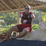 Tiago Santos, aprovado no concurso de AFT