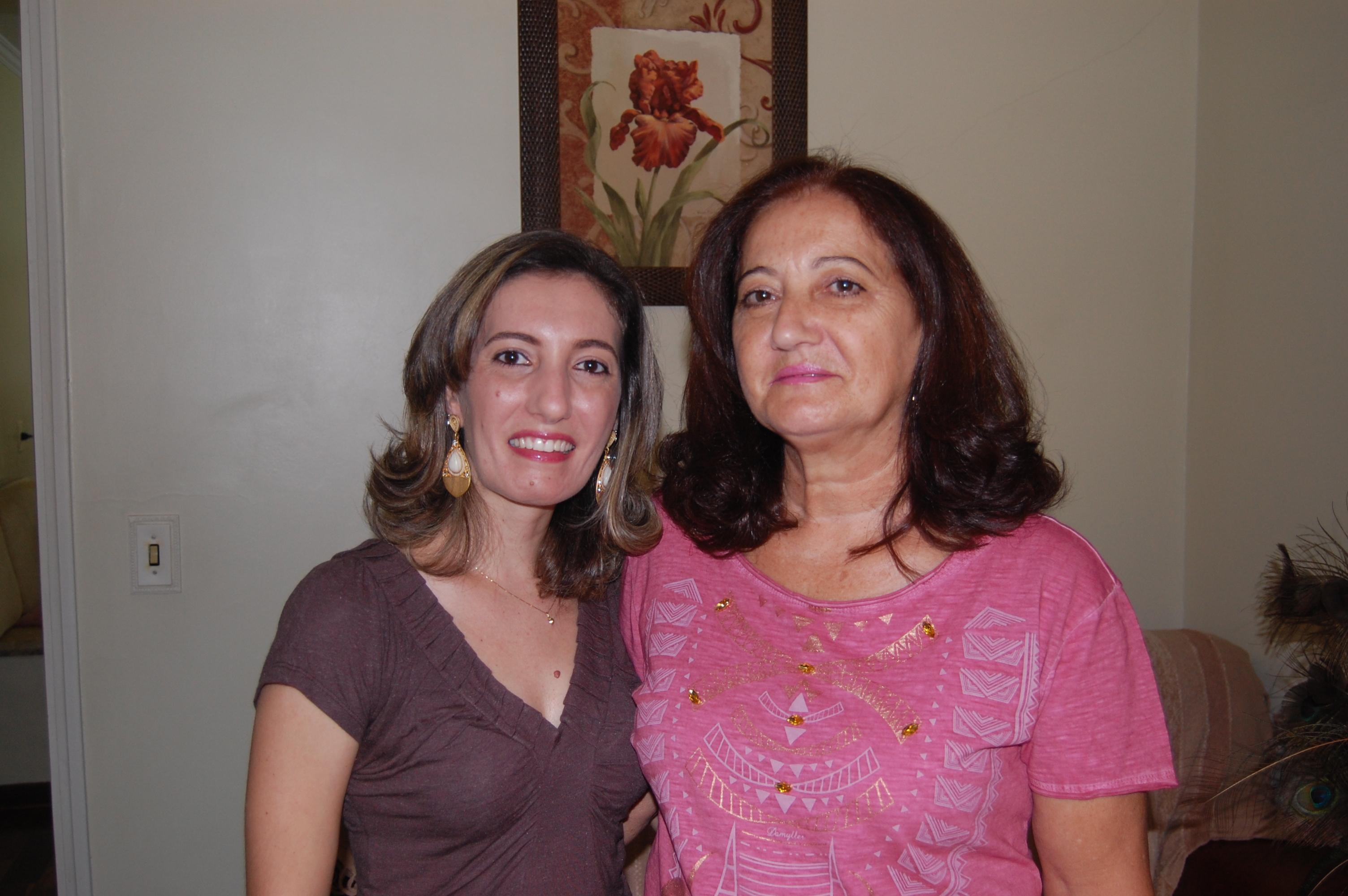 Srª. Terezinha Zilio Renofio – Mãe de concurseira