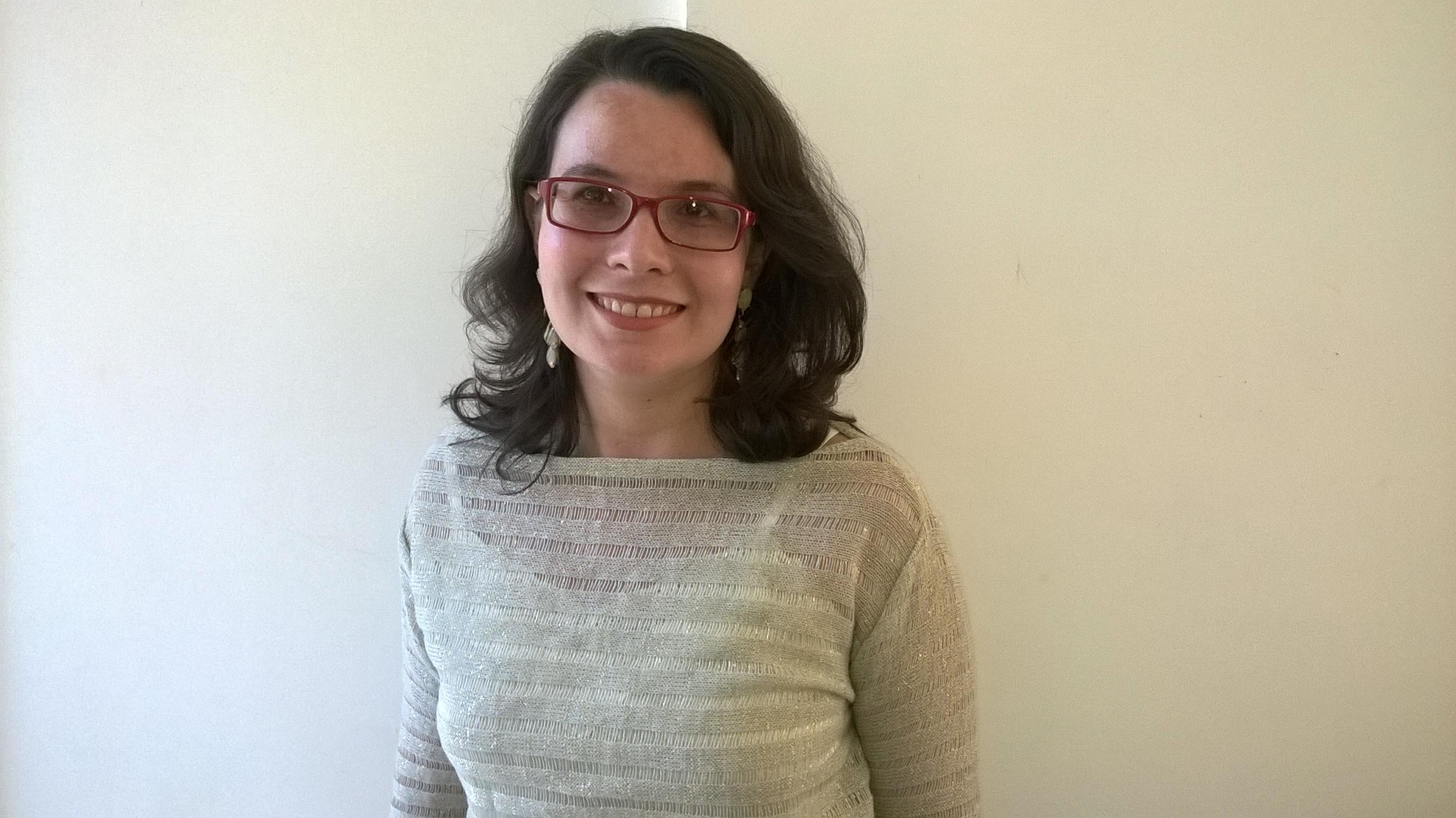Joyce Machado - Aprovada no concurso para Auditor Fiscal da Receita Federal/2014