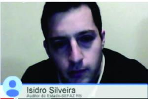 ENTREVISTA EM VÍDEO: Isidro Silveira - Aprovado no concurso da SEFAZ/RS para o cargo de Auditor
