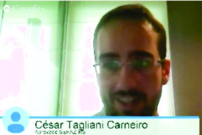 ENTREVISTA EM VÍDEO: César Carneiro - Aprovado no concurso da SEFAZ/RS para o cargo de Auditor