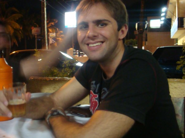 Érico Vieira - Aprovado no concurso para Auditor Fiscal da Receita Federal do Brasil