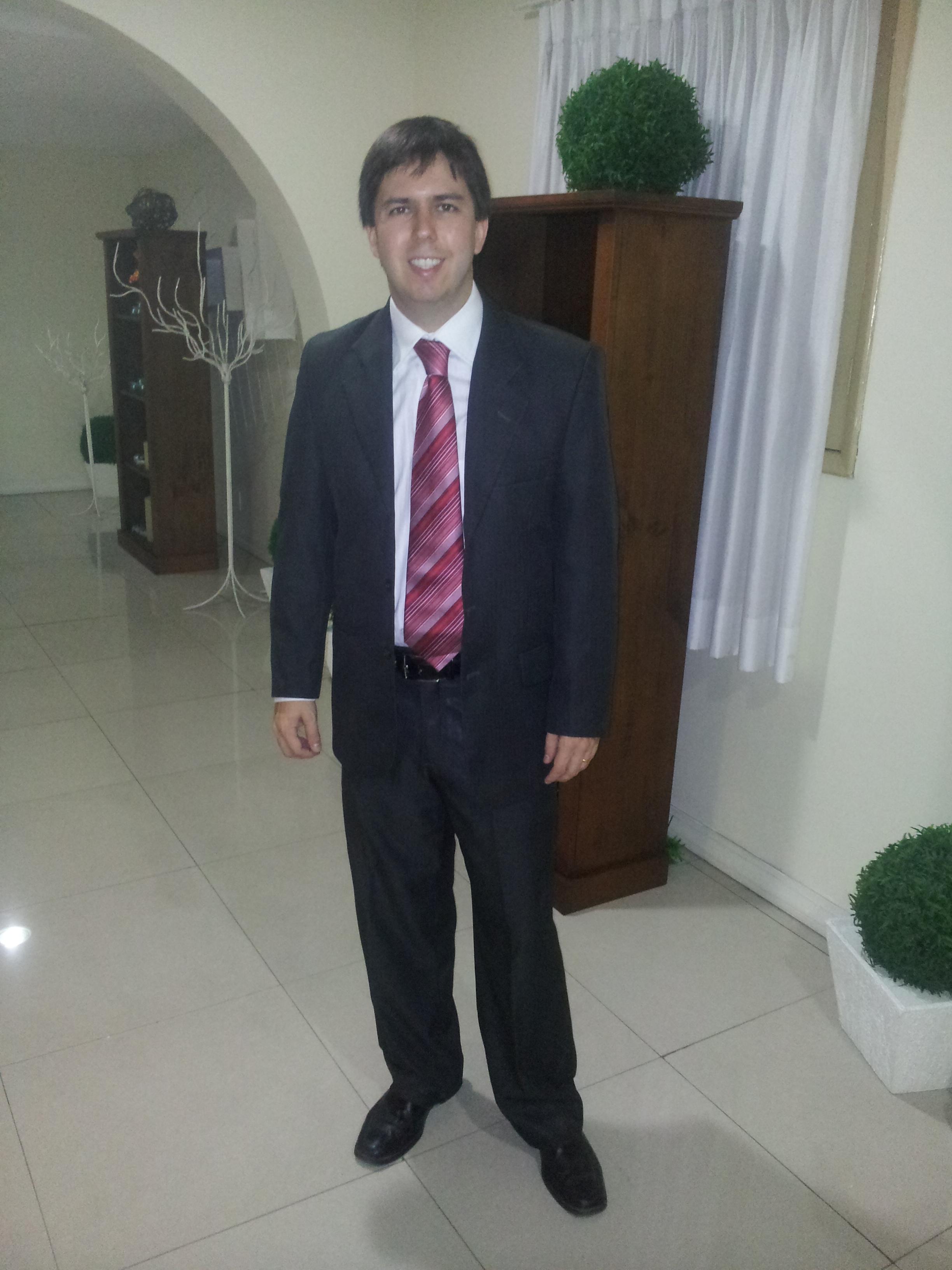 Fabiano Ruiz - Aprovado no concurso de Analista do Banco Central