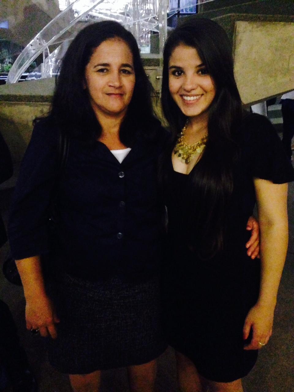 Jacira Ribeiro - Aprovada no concurso de Técnico do Banco Central