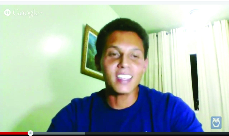 ENTREVISTA EM VÍDEO: Douglas Dantas - Aprovado em 1º lugar no concurso para Auditor Fiscal Tributário da Prefeitura Municipal de Cuiabá