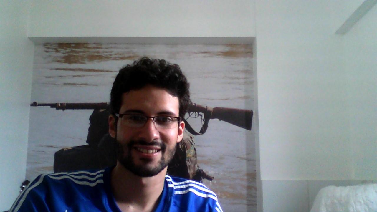 Aurelio Alves - Aprovado no Concurso do Tribunal de Justiça do Rio de Janeiro 2014