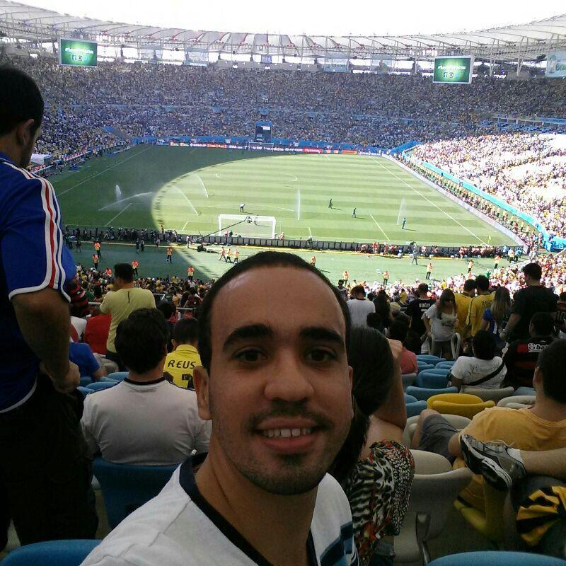 Gabriel de Castro - Aprovado no Concurso do Tribunal de Justiça do Rio de Janeiro 2014