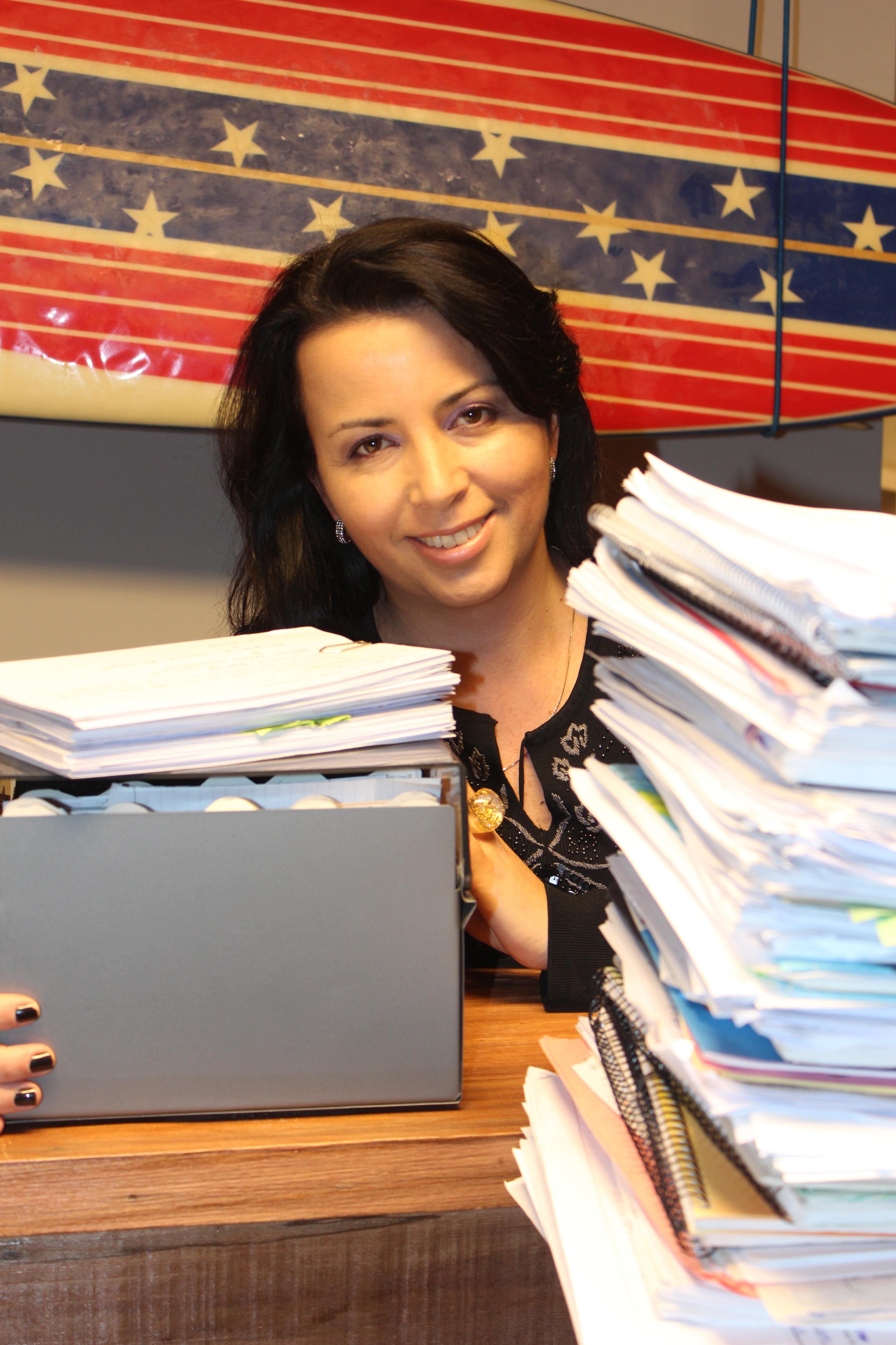 Katia Gisele de Souza - Aprovada no concurso de  Auditor Fiscal da SEFAZ/RS 2014