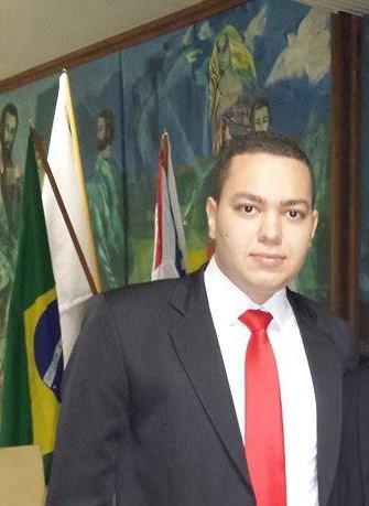 Paulo Henrique Chagas - Aprovado no Tribunal de Justiça do Estado de Goiás