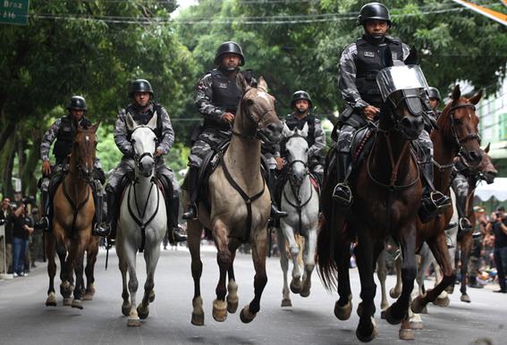 polícia militar df