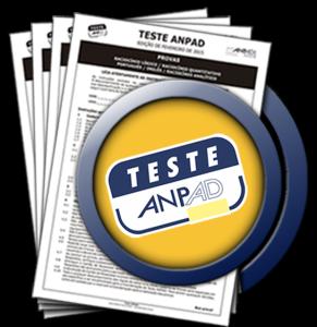 Teste ANPAD