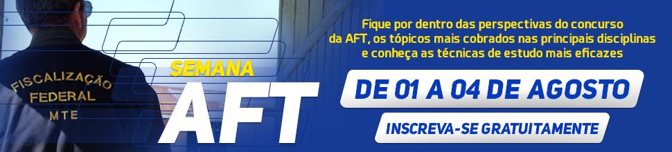 semana especial AFT
