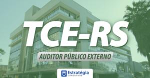 concurso tce-rs