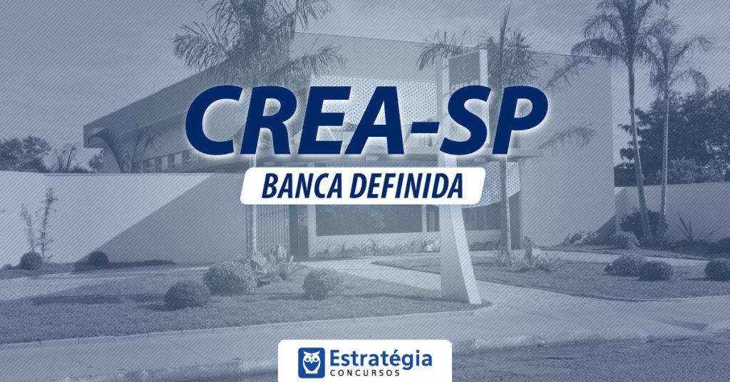 concurso CREA SP