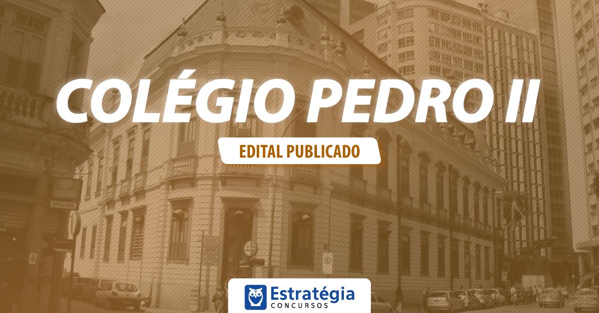 Concurso Colégio Pedro II: provas previstas para o dia 22 de