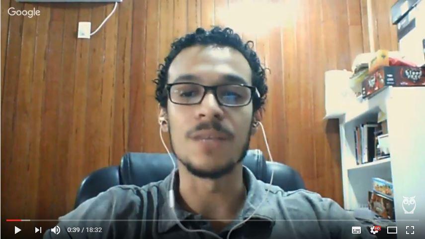 ENTREVISTA EM VÍDEO: Thalles Grachet - Aprovado no concurso ALERJ (3º Lugar/Especialista Legislativo - TI)