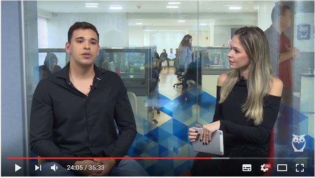 ENTREVISTA EM VÍDEO: Murilo Marques - Aprovado em 5º lugar no concurso PMDF para o cargo de Oficial