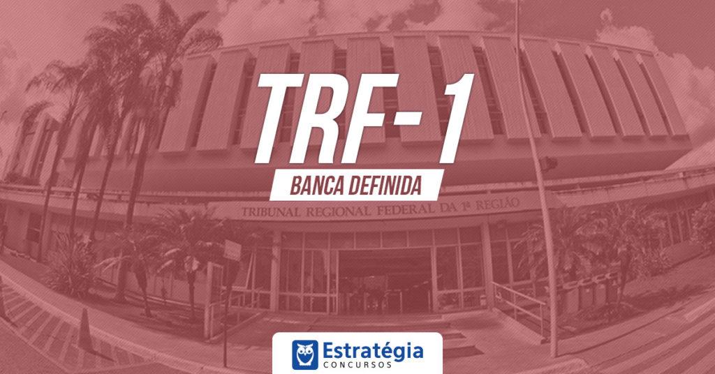 Concurso TRF1