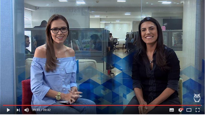 ENTREVISTA EM VÍDEO: Renata Cabral - Aprovada em 2º lugar no concurso CBMDF/QCO Odontologia