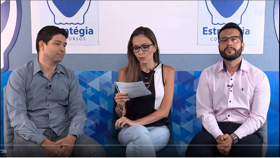 ENTREVISTA EM VÍDEO: Vitor Amaral - Aprovado em 1º lugar no concurso TRE-SP, para o cargo de Analista especialidade Relações Públicas