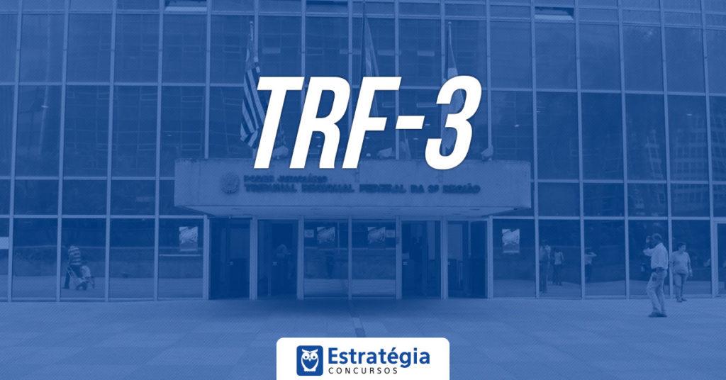 concurso trf 3