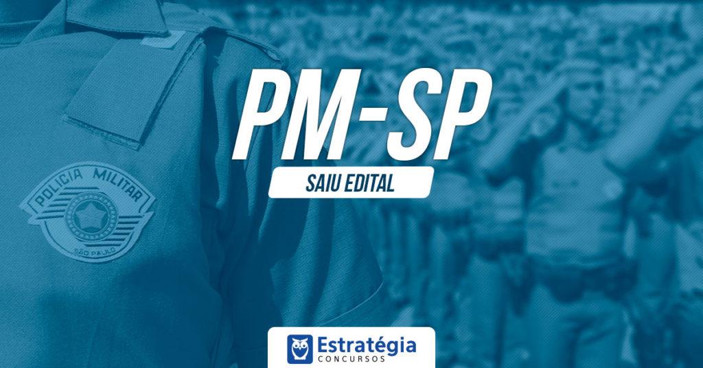 Concurso PM SP Oficial