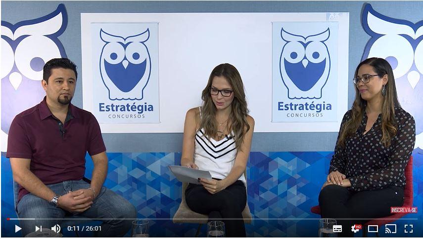 ENTREVISTA EM VÍDEO: Janaína e Johnny - Casal aprovado no concurso TJ-SP para o cargo de Escrevente Técnico Judiciário (Campinas)