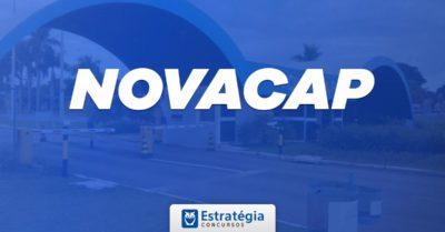 Concurso Novacap: após adiamento da prova objetiva, banca divulga novo cronograma para o certame