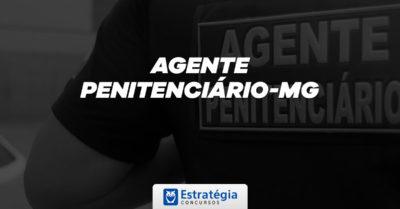 Banca é contratada para processo seletivo, mas Concurso Agente Penitenciário MG segue sem previsão