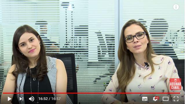 ENTREVISTA EM VÍDEO: Camila Montenegro - Aprovada em 1º lugar no TRT-CE para o cargo de AJAA