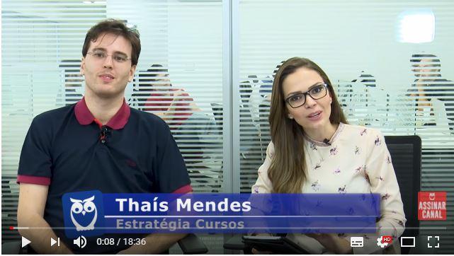 ENTREVISTA EM VÍDEO: Charles Bruxel - Aprovado em 1º lugar no TRT-CE para o cargo de AJAJ