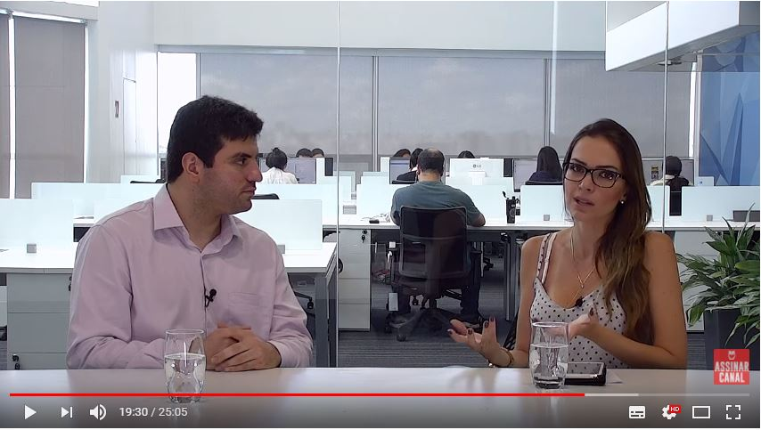 ENTREVISTA EM VÍDEO: Bernardo Bustani - Aprovado no em 1º lugar no concurso TRF-1 para o cargo de Técnico Judiciário