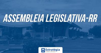 assembleia legislativa roraima