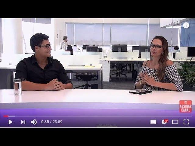 ENTREVISTA EM VÍDEO: Ricardo Sampaio - Aprovado no concurso TCE-SP para o cargo de Agente de Fiscalização Administração