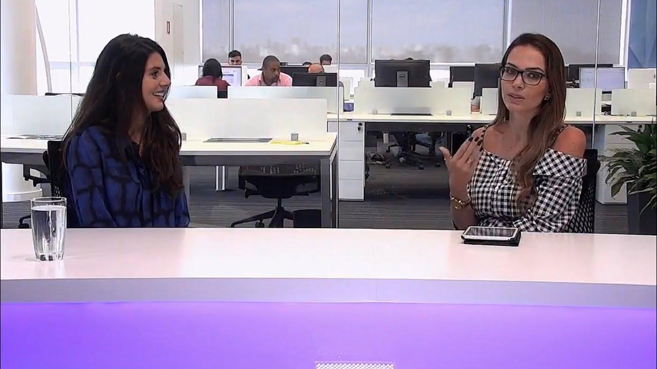 ENTREVISTA EM VÍDEO: Camila Damázio - Aprovada no concurso TCE-SP para o cargo de Agente de Fiscalização