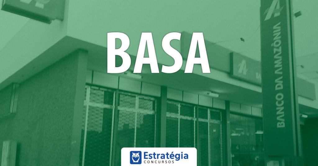 CONCURSO BASA