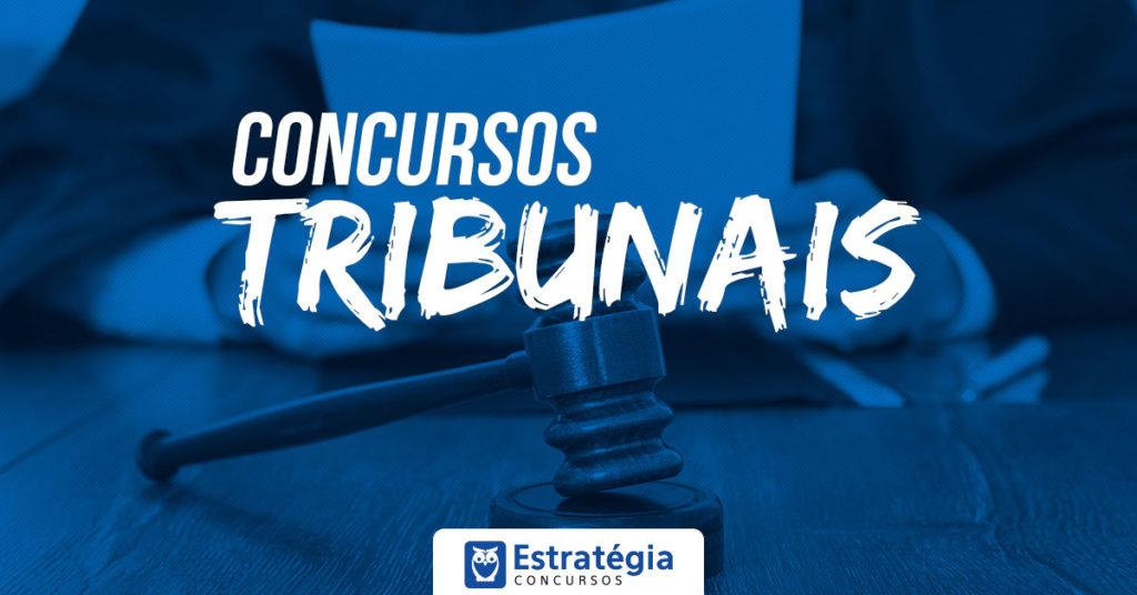 concursos tribunais 2018