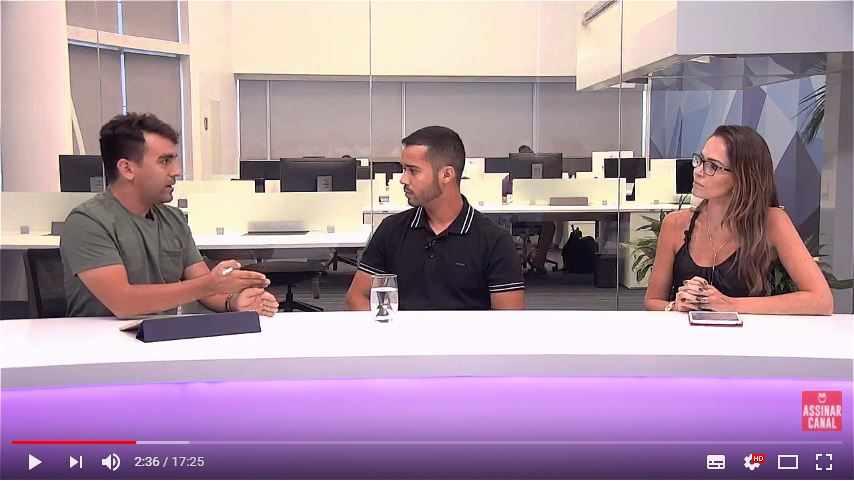 Entrevista em Vídeo: Danilo Pontes - Aprovado no concurso da PM-BA para a carreira de Praça