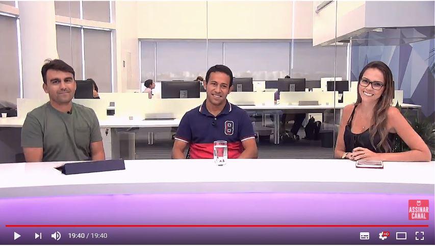 Entrevista em Vídeo: Israel Costa - Aprovado em 2º lugar no concurso da PM-MA para a carreira de Praça