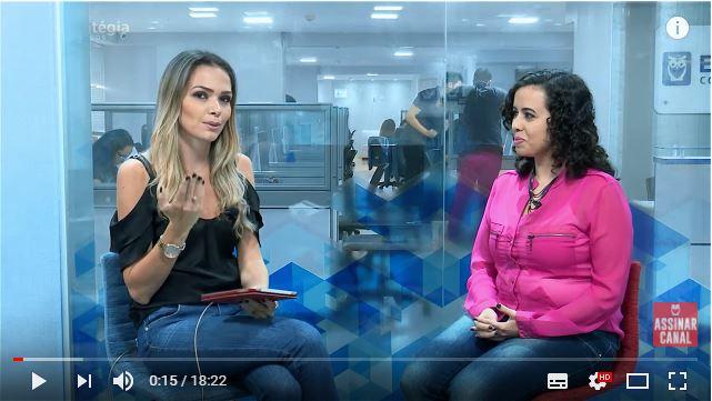 ENTREVISTA EM VÍDEO: Larissa Maciel - Aprovada no concurso TST para o cargo de TJAA