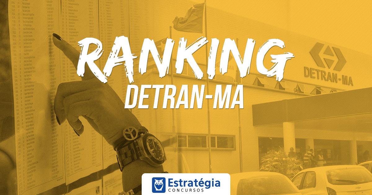 670e2fcf82ca Ranking Detran MA | veja gratuitamente seu desempenho na prova