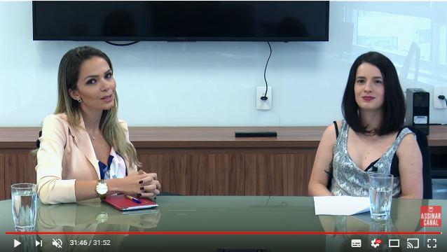 ENTREVISTA EM VÍDEO: Chiara Leão - Aprovada em 3º lugar no concurso ISS Criciúma