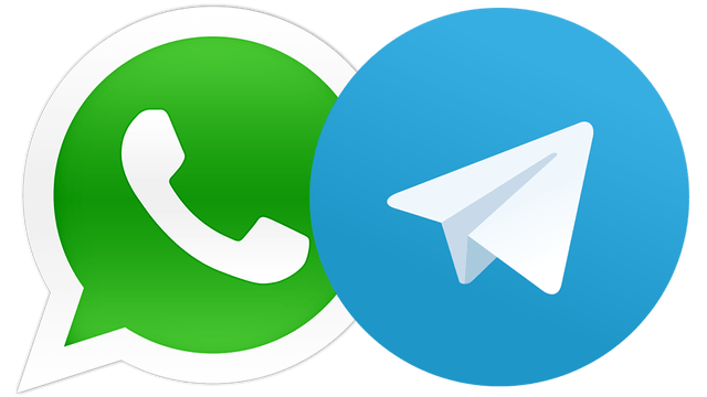 Image result for telegram png logo