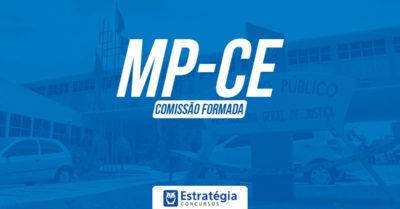 Concurso MP CE Servidor: Procurador-Geral de Justiça forma comissão responsável por próximo certame