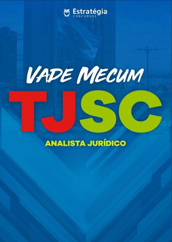Vade Mecum Estratégico TJ SC Analista