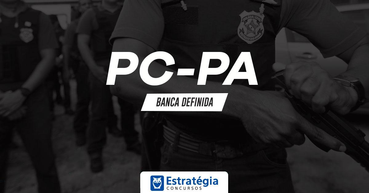 Concurso Polícia Civil PA: Instituto AOCP é contratado como banca do próximo concurso