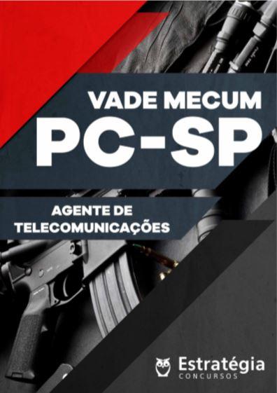 Vade Mecum PC SP Agente de Telecomunicações