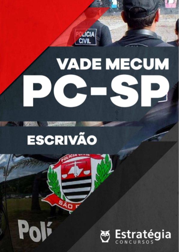 Vade Mecum PC SP Escrivão