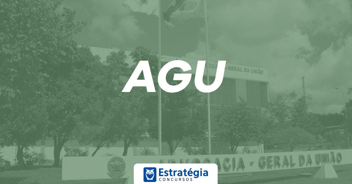 Concurso AGU: órgão publica extrato de contrato com organizadora de certame e edital se aproxima